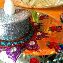 Diwali Decor DIY Candle holder